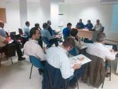 Quince empresarios asisten a la charla informativa de SEPES sobre la bajada de precios de suelo industrial