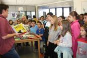 Intensa actividad en la biblioteca municipal