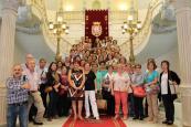 La Universidad Popular de La Roda organiz� un viaje a Cartagena