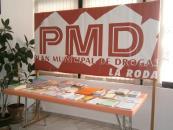 Mesa informativa del PMD