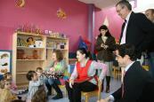 El delegado de la Junta visit� la Escuela Infantil �Silvia Mart�nez Santiago�