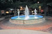Remodelada la fuente de la Plaza Mayor