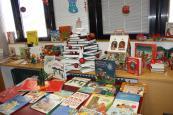 La biblioteca municipal da la bienvenida a la Navidad