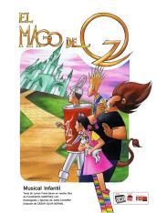 <p>El musical &#39;El mago de Oz&#39;, este domingo en La Roda</p>