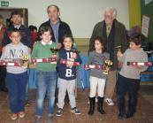 <p>XXXV&nbsp; Torneo de Navidad de Ajedrez</p>