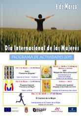 <p><strong>Actos para conmemorar el D&iacute;a Internacional de las Mujeres</strong></p>