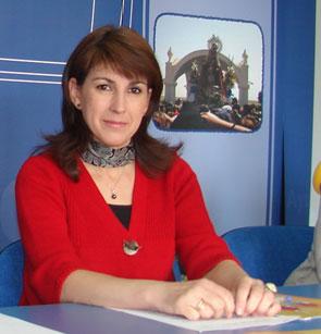 Delfina Molina concejala de Servicios Sociales