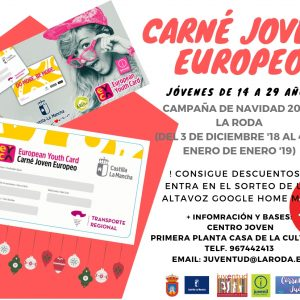 Campaña De Promoción Del Carné Joven Europeo