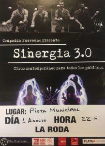 Teatro Sinergia 3.0 @ Pista Municipal