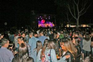Imagen del Festival de los sentidos. La Roda. Albacete