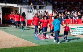 Una Jornada De Fútbol Femenino