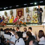 Carmen Galiano, Coronada Reina De Las Fiestas Mayores De La Roda