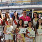 Reparto Del Programa De Mano De Las Fiestas Mayores 2016 De La Roda