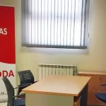 El Vivero De Empresas De La Roda Dispone De Dos Despachos Libres
