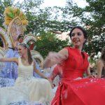 Una Animada Cabalgata Cerró Las Fiestas Patronales