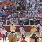 Puerta Grande Para La Terna Del Festejo Taurino Rodense