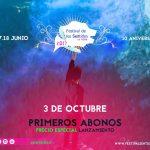 El 3 De Octubre Salen A La Venta Los Primeros Abonos Del Festival De Los Sentidos 2017