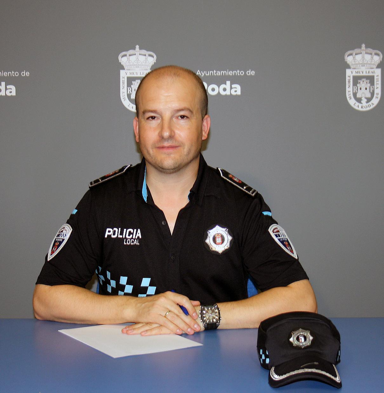 Jefe De La Policía Local, Juan Antonio Plaza