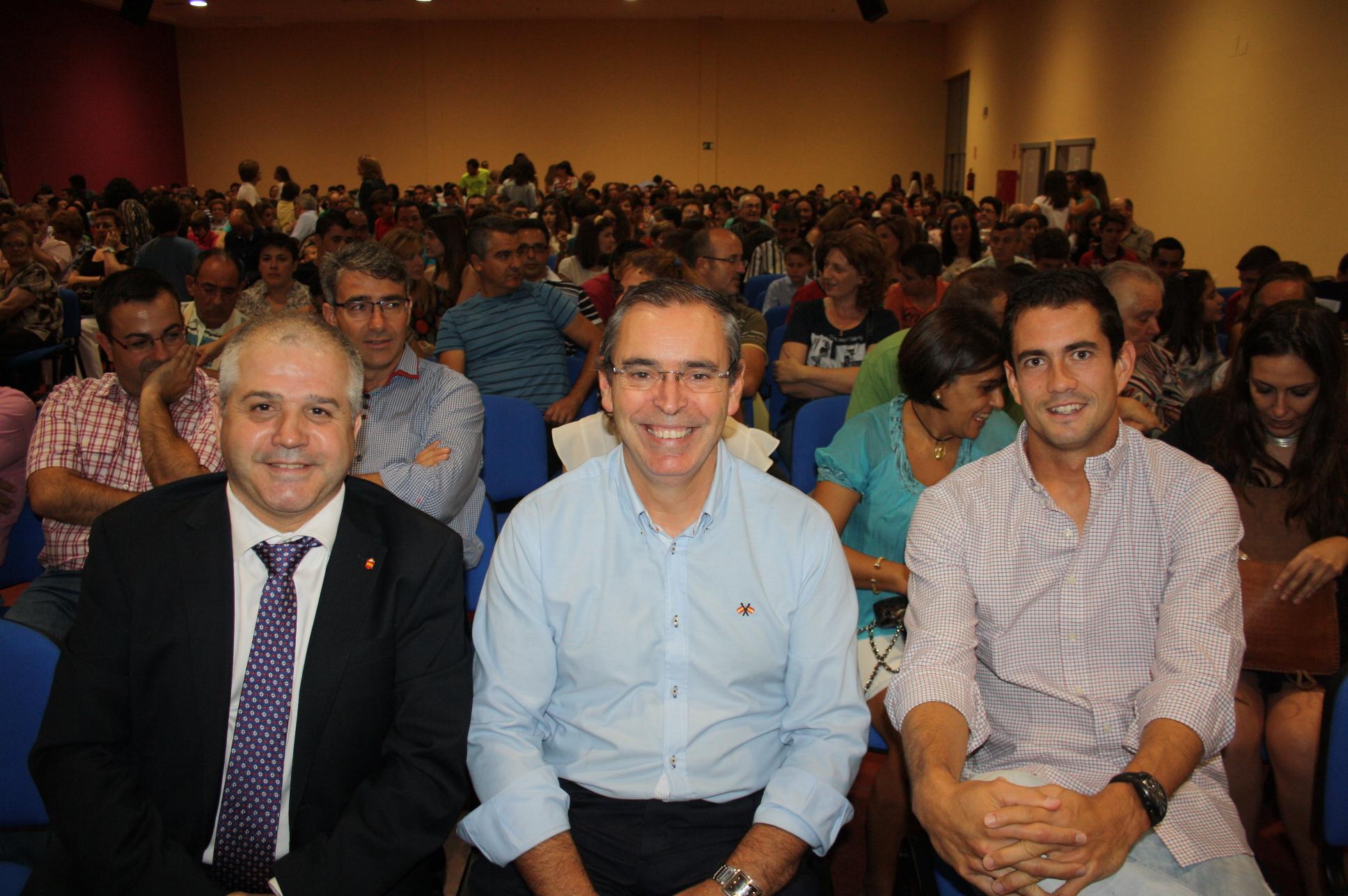Pte RFEK Y Guille Con Alcalde