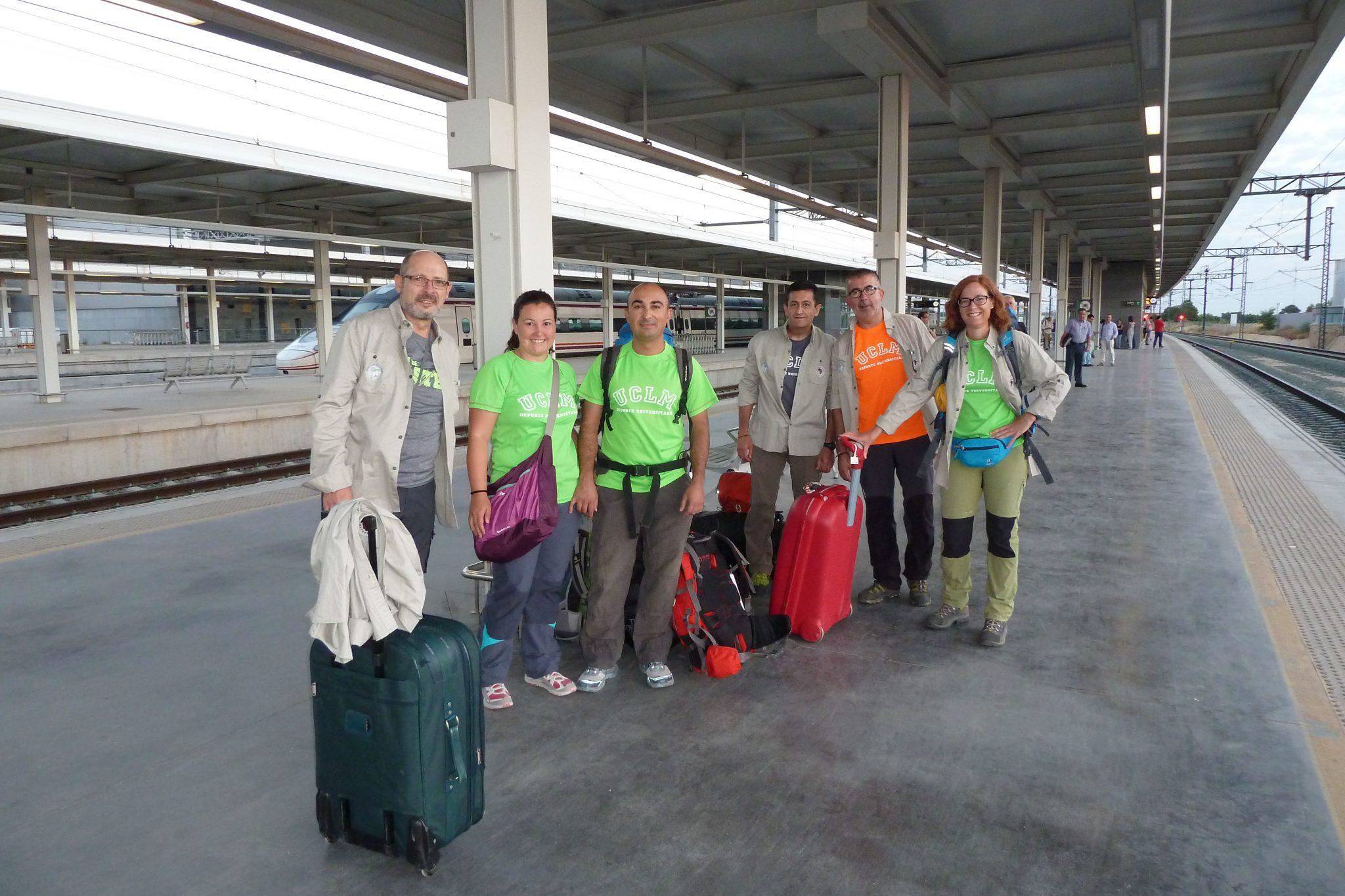 1 El Comienzodia 29 Julio 7 De La Manana Estacion De Albacete 1