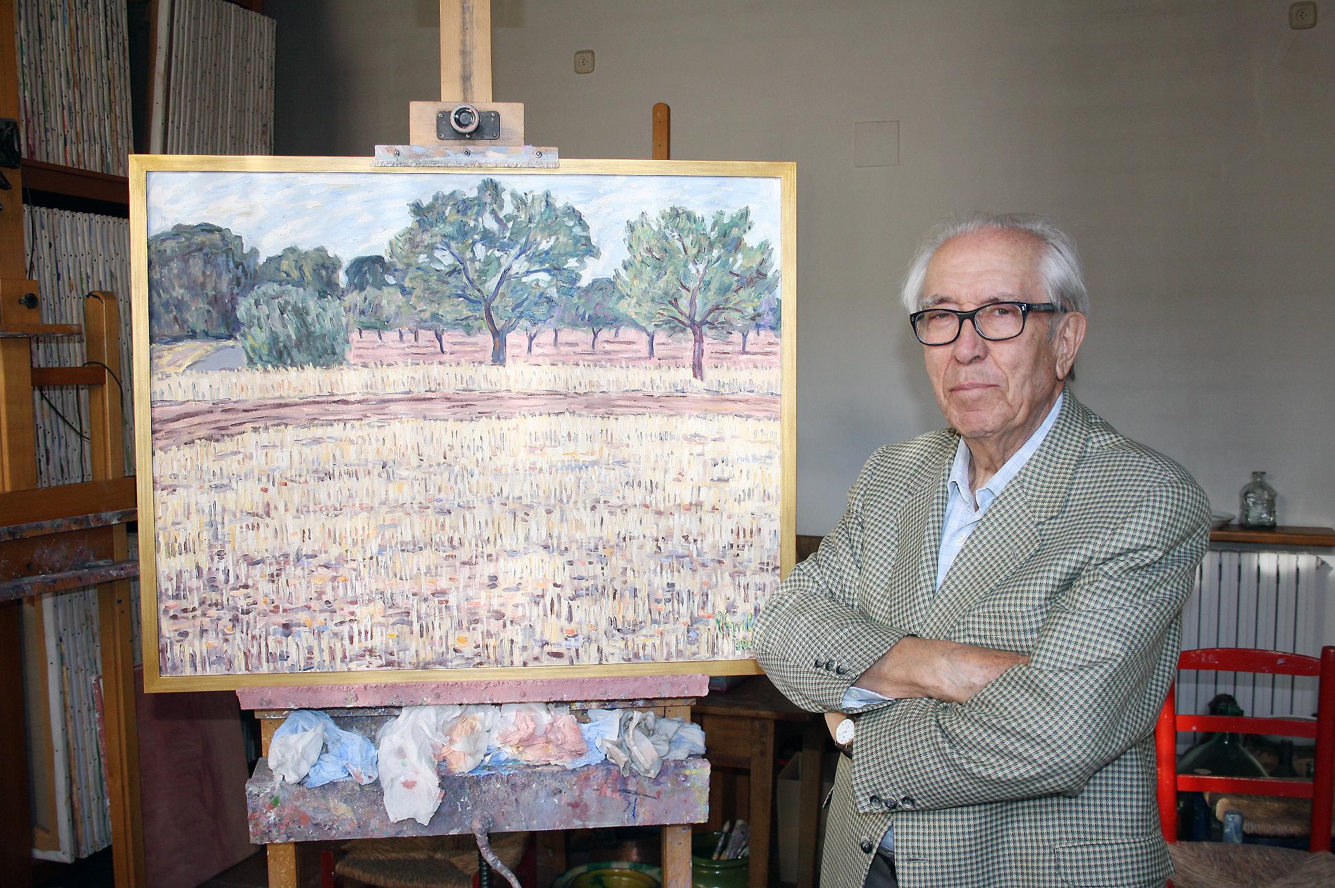 Antonio Carrilero Inaugura Exposición Este Jueves En El Museo Municipal De Albacete