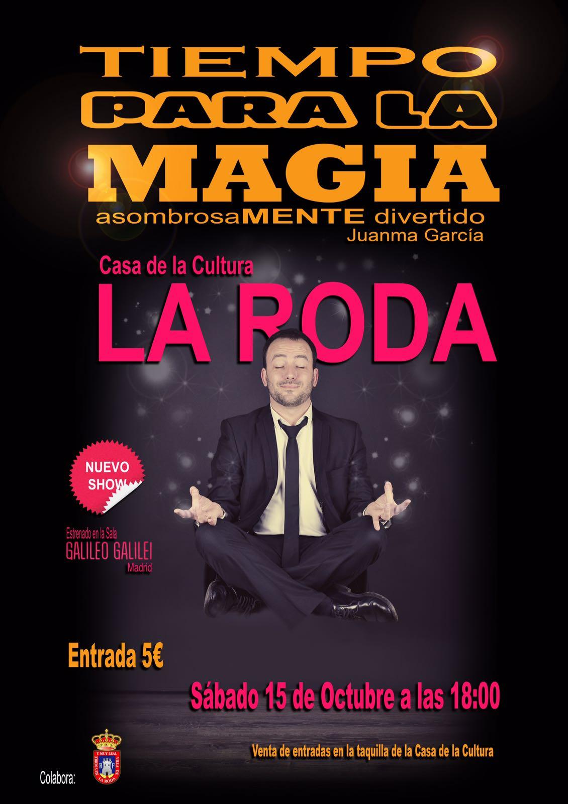 Este Sábado En La Roda, Casa De La Cultura