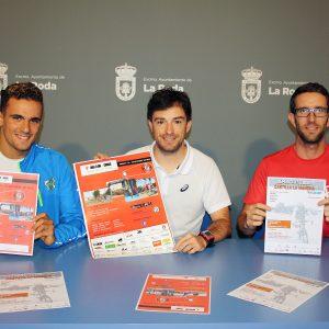 Triatletas Internacionales Participarán Junto A David Castro En El Duatlón Villa De La Roda