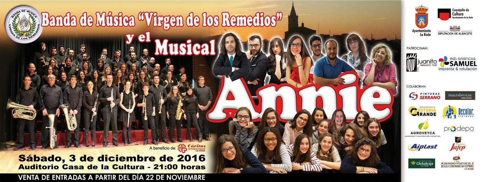 """A La Venta Las Entradas Del Musical """"Annie"""""""