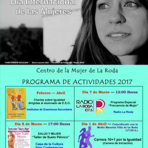 La Roda Celebra El Día De La Mujer Con Varias Actividades