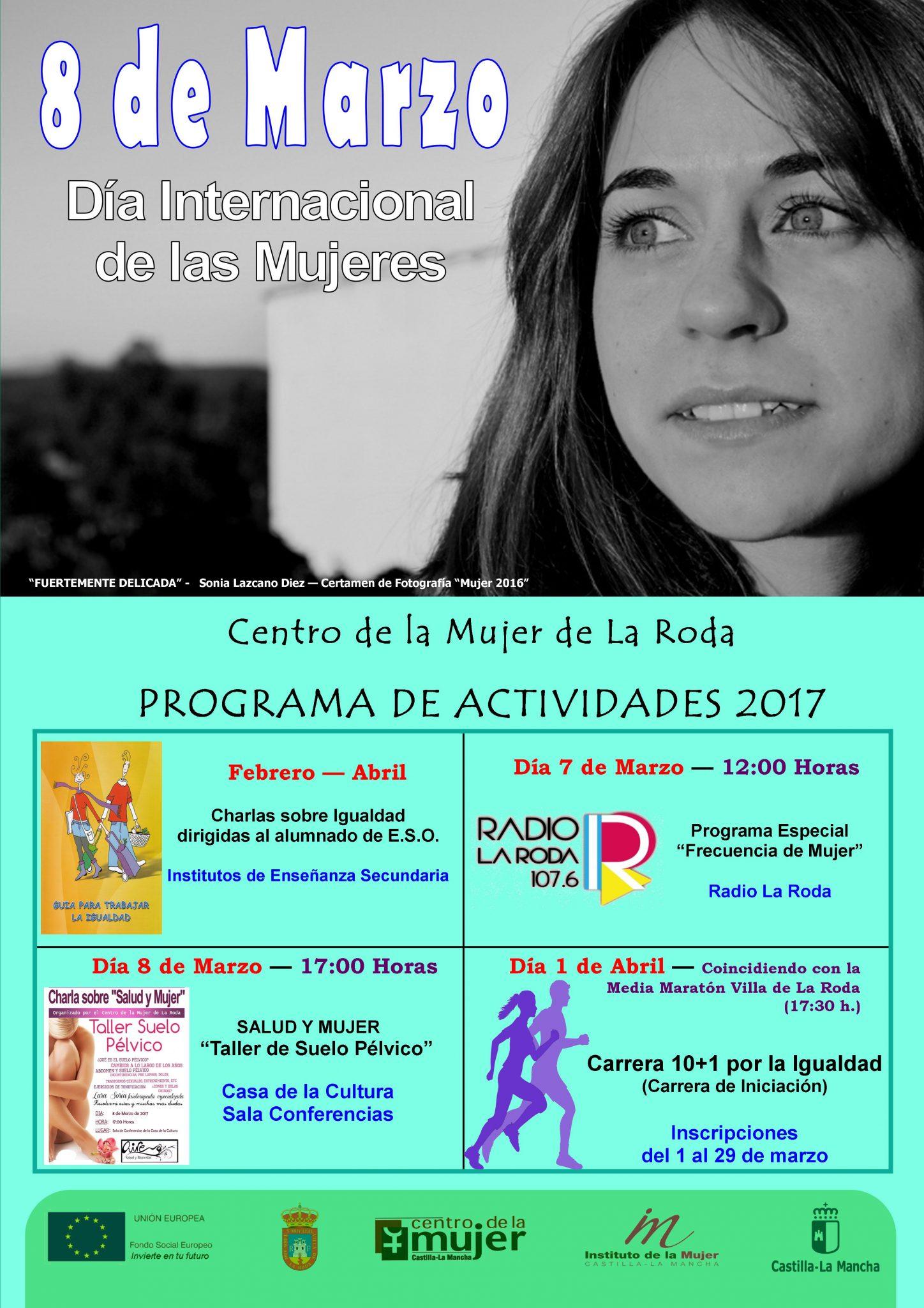 Actividades Dia Internacional De Las Mujeres