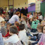 Pleno Infantil En Conmemoración Del Día Mundial De La Infancia