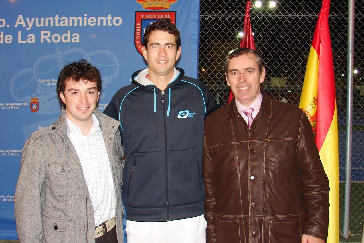Acto Inaugural Del Complejo Deportivo Guillermo García López (2008)