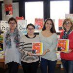 """La Biblioteca Rodense, Premio María Moliner Por """"Lecturas Para Una Vida"""""""