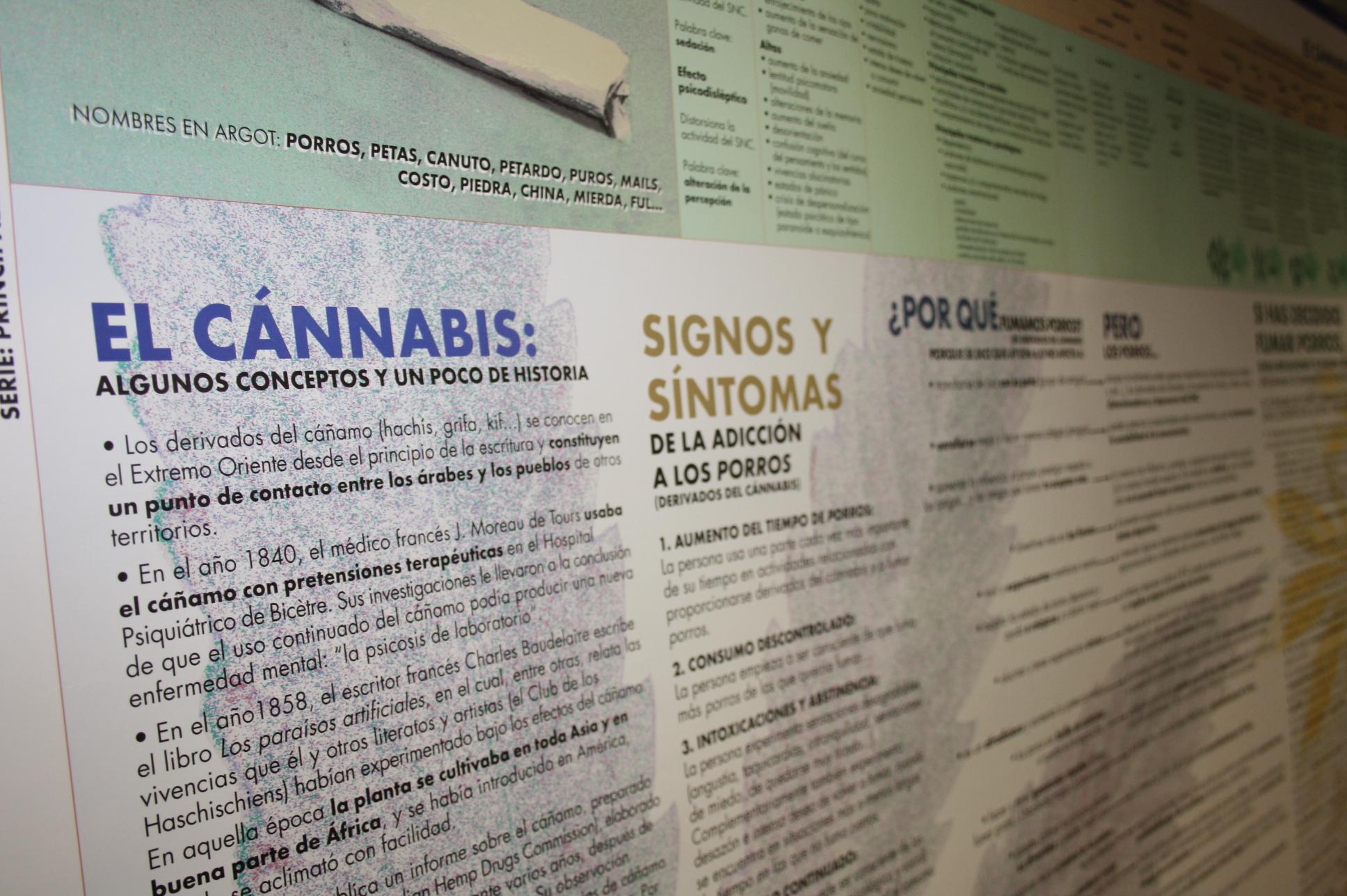 """Exposición Sobre """"Sustancias Nocivas"""""""