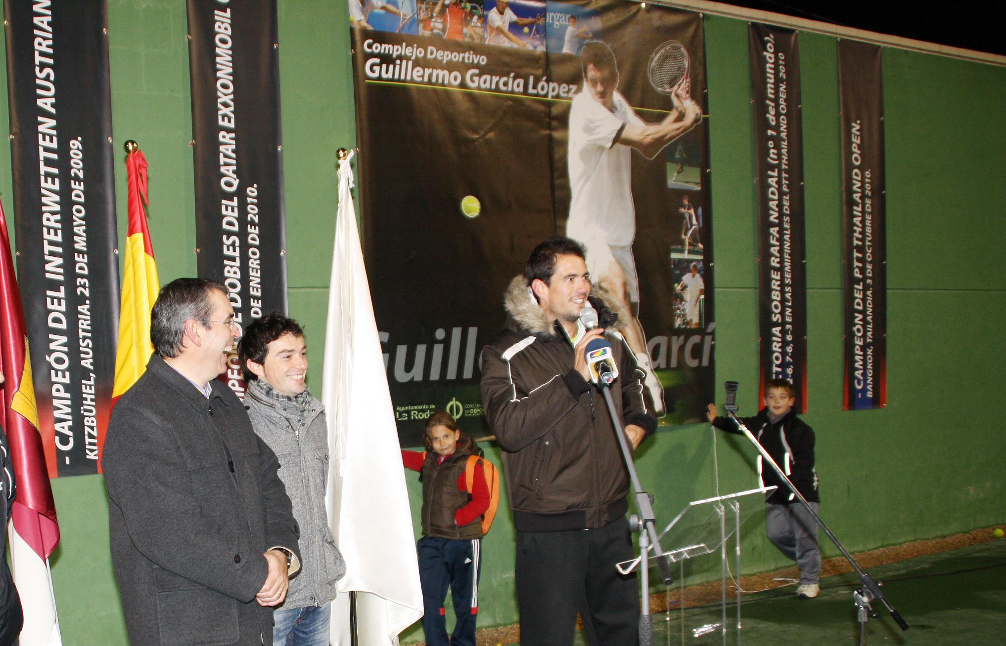 Guillermo García López Recibió Con Sorpresa Este Gesto Del Ayuntamiento Rodense
