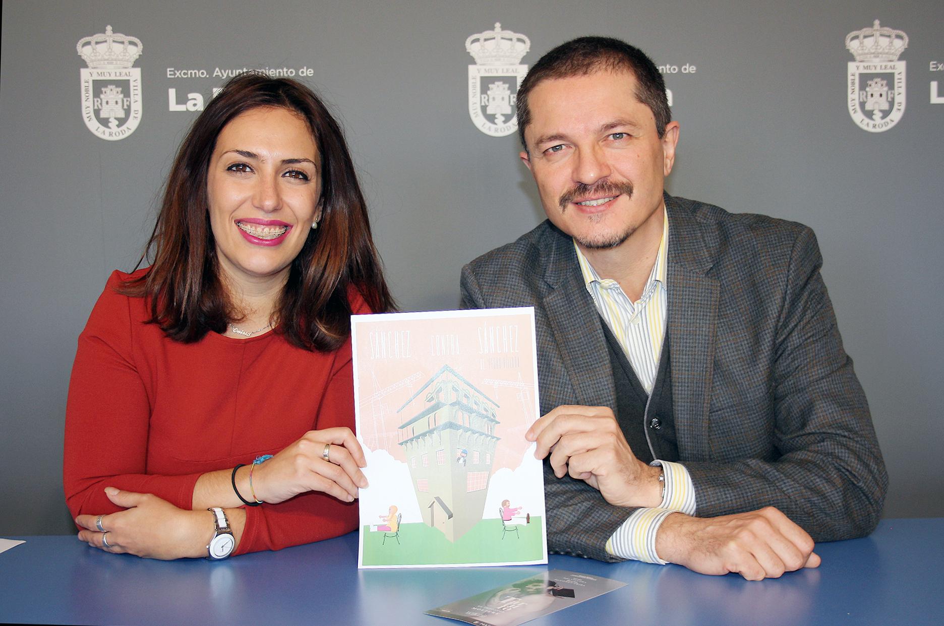 """Estreno Nacional En La Roda De """"Sánchez Contra Sánchez"""", De Pedro Manuel Víllora"""