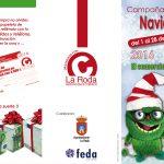 La Campaña De Navidad Del Comercio De La Roda Repartirá 3.000 Euros En Premios