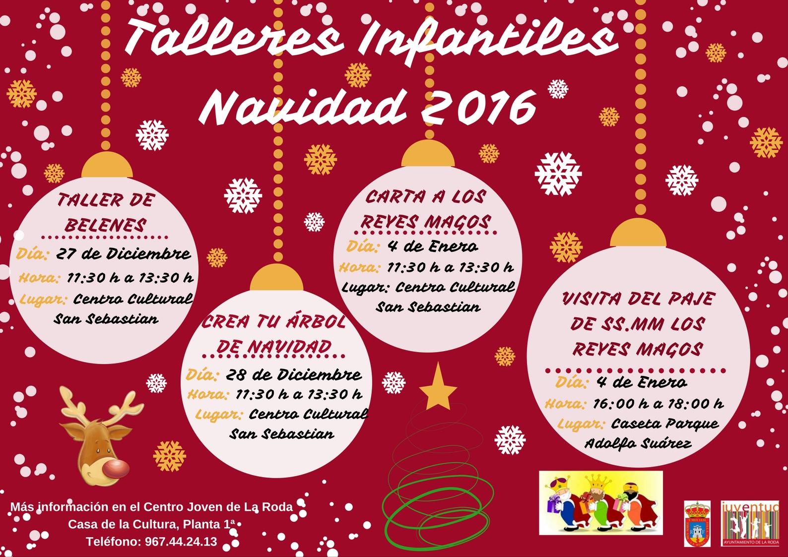 Actividades Infantilesnavidad 2016