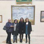 Las Mejores Obras Pictóricas Del Patrimonio Cultural Rodense, Expuestas En El C.C. San Sebastián