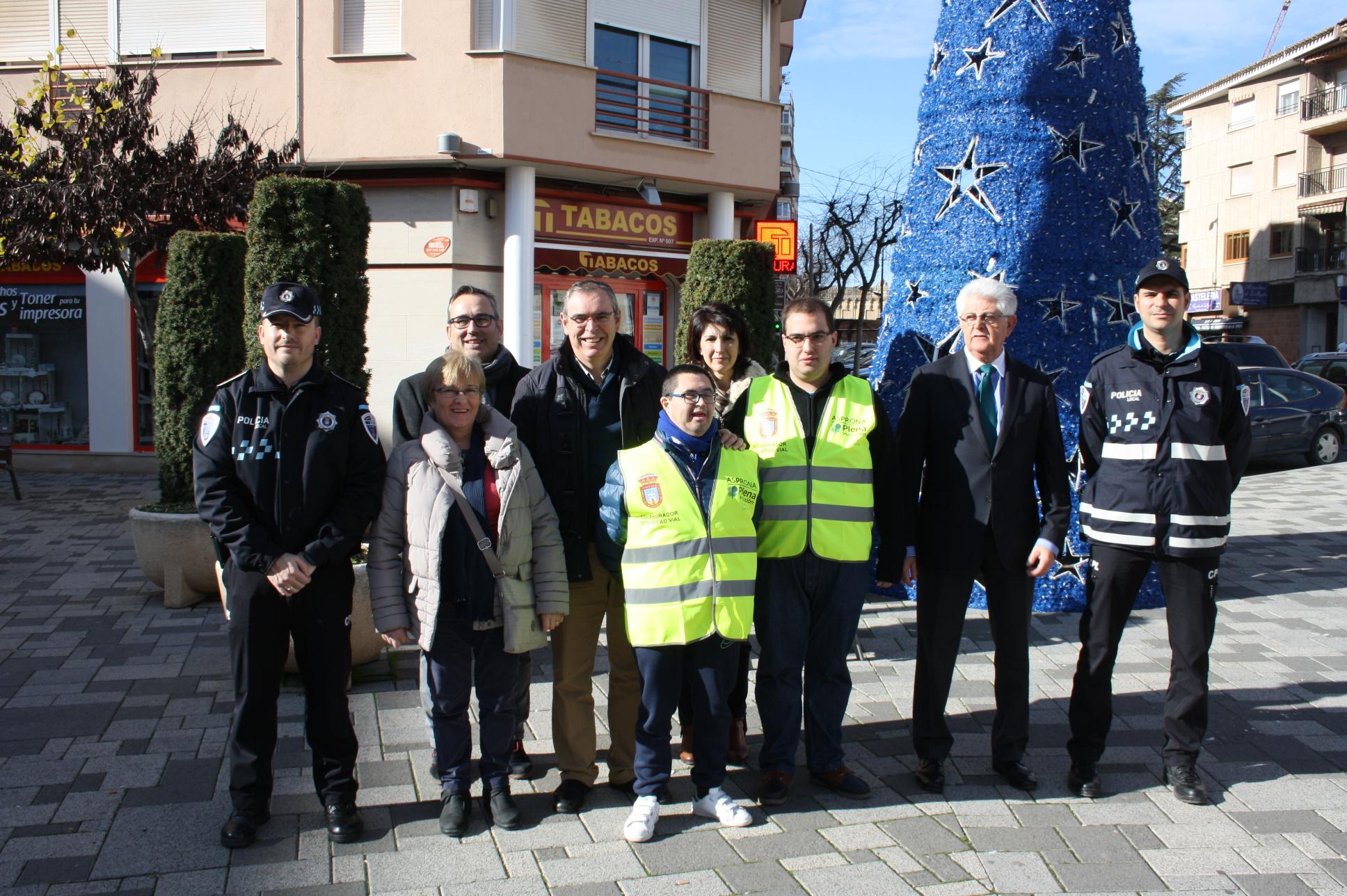 Asprona Y Ayuntamiento De La Roda, Por La Plena Inclusión