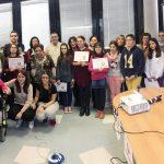 Entregados Los Diplomas A Los Ganadores Del Concurso De Redacción Del Observatorio De La Discapacidad