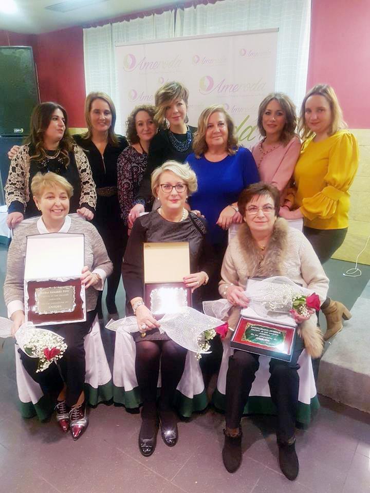Socias Homenajeadas Por Su Jubilación En 2016