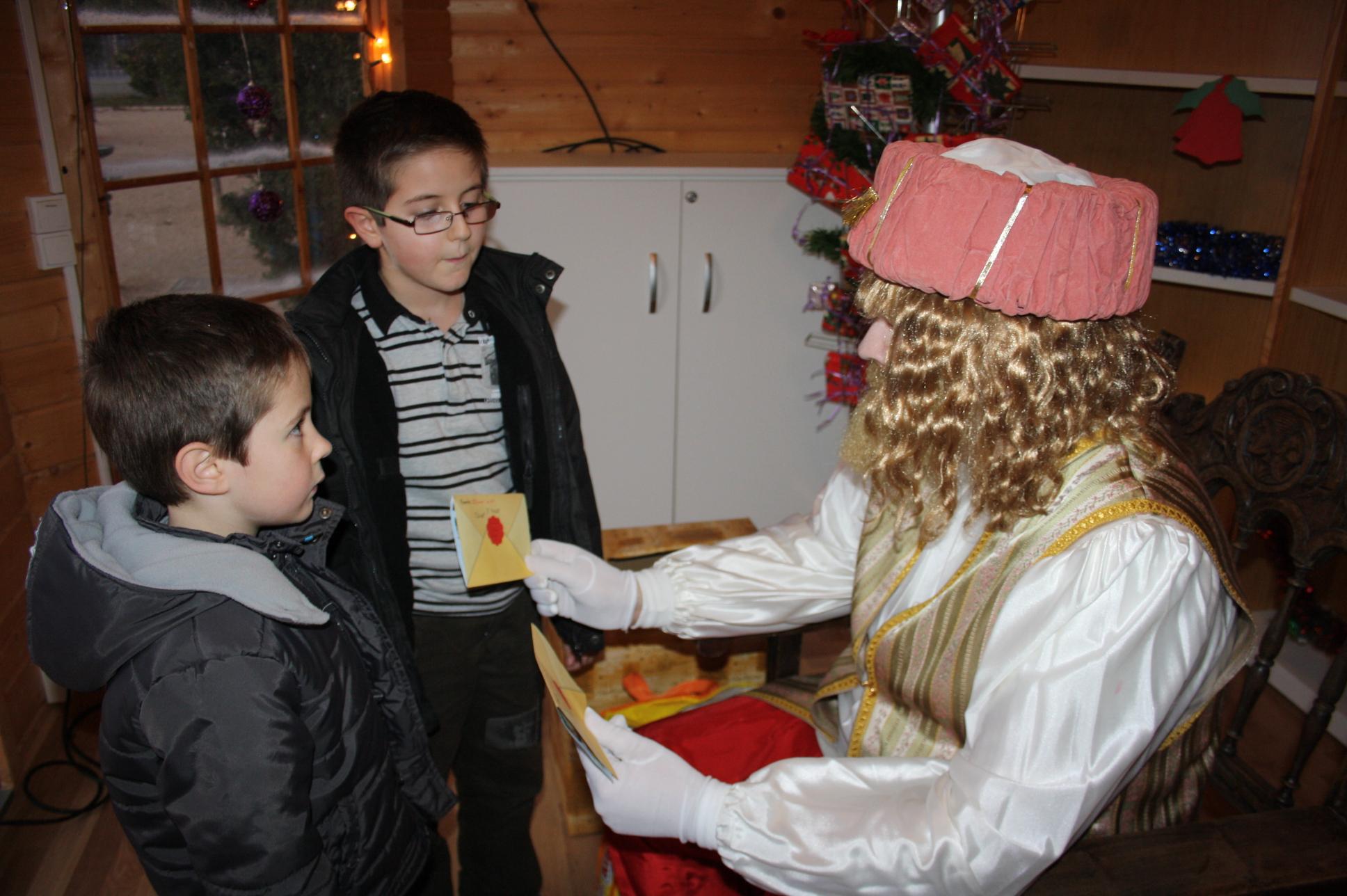 Este Miércoles Llega A La Roda El Paje Real De Los Reyes Magos