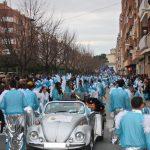 La Roda Recibe El Carnaval Con Un Monumental Desfile Inaugural