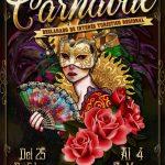 El Carnaval De La Roda 2017 Ya Tiene Cerrado Su Programa
