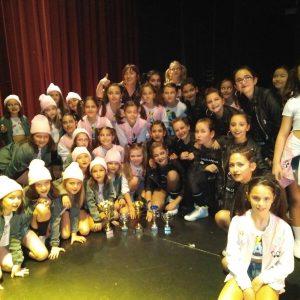 La Roda Logró Cinco Premios En El Nacional De Danza