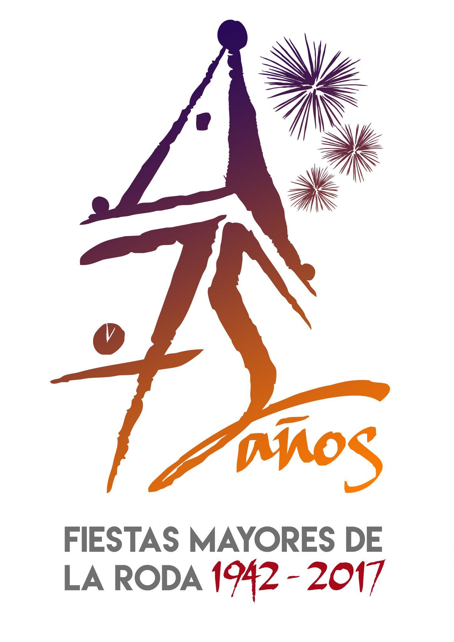 Un Rodense Gana El Concurso Del Logo Del 75 Aniversario De Las Fiestas Patronales