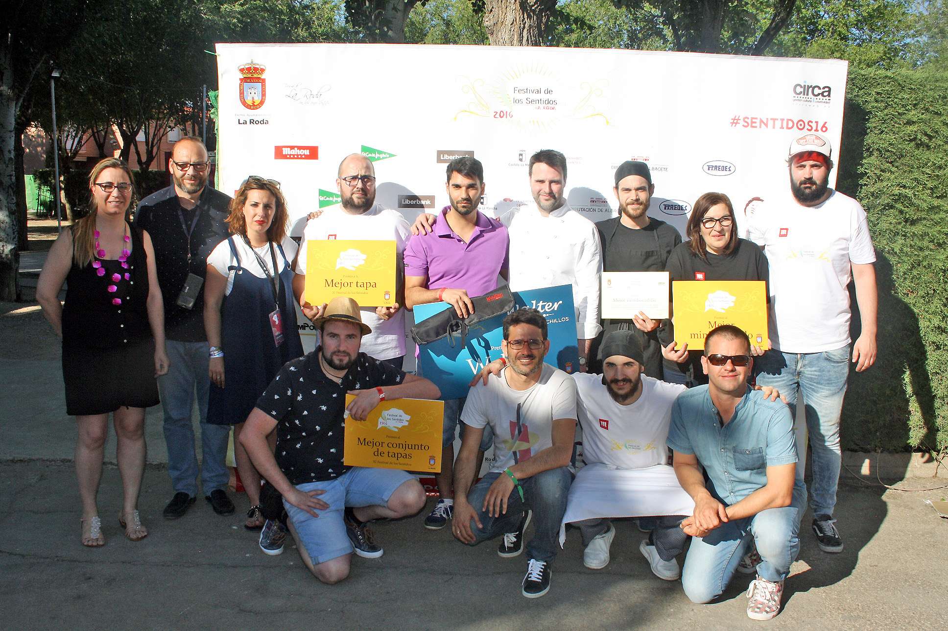Premios Tapa #Sentidos16