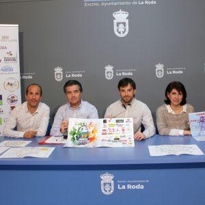 """XV Media Maratón """"Villa De La Roda"""" Y Carrera 10+1 Por La Igualdad"""