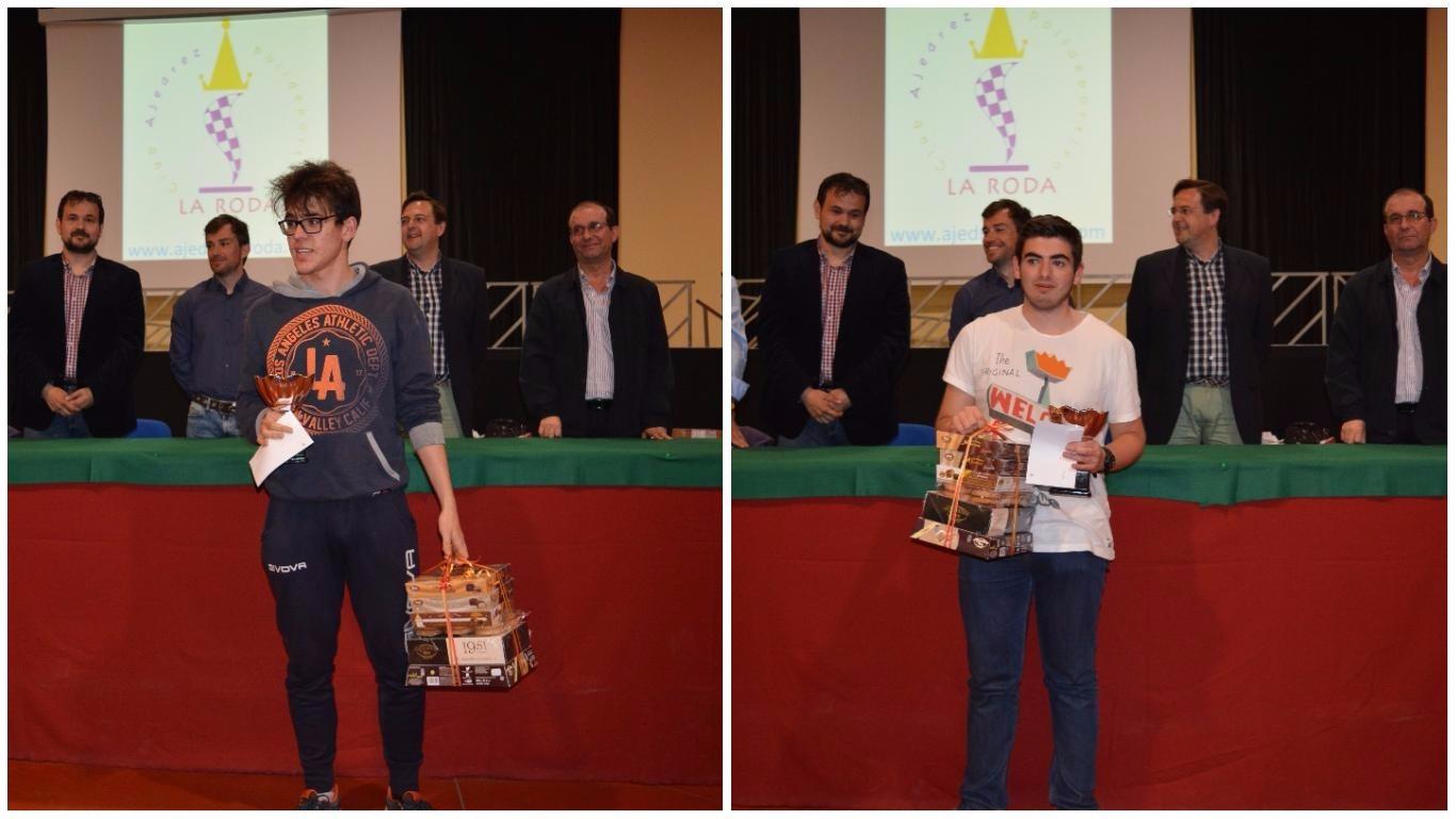 Campeones Por Franjas De ELO.